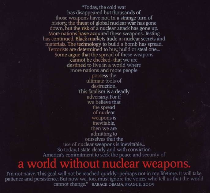 the spread of nuclear weapons a